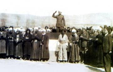 Wesiyetnameya Pêşewa Qazî Mihemed ji bo gelê Kurd